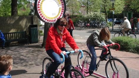 hometrainer fietsen