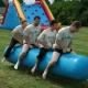 klein skippybal race